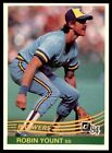 1984 Donruss Baseball Cards 58