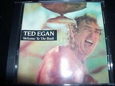 Ted Egan Welcome To The Bush Rare Australian CD