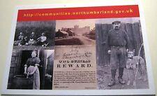 Advertising Northumberland Communities History - unposted