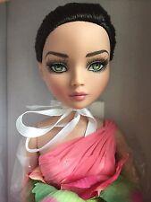 "Tonner Wilde Imagination Ellowyne Wilde Secret Garden Rose 16"" Conv Doll NRFB"