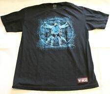 "WWE Chris Jericho ""Light it up"" Y2J T-Shirt (L) | Original Wrestling AEW WWF ROH"
