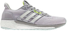 adidas Supernova Boost Cushioned Womens Running Shoes Grey Trainers