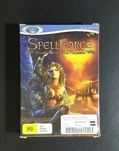 Spellforce Shadow Of The Phoenix Game Expansion *New / Sealed (PC, 2005) PC Game