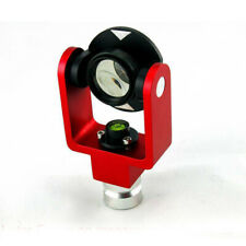 New Mini Prisms For Total Station All Metal Fits Sokkia Toppon Total Station