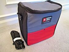 Porter-Cable Heavy Duty Canvas Tool Drill Contractor Bag Storage Case 11 X10 X 6