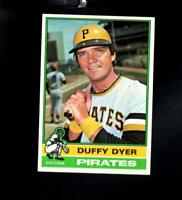 1976 Topps # 88 Duffy Dyer NM-MT