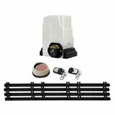 LockMaster O-SGO-DSR1800-AC-172-RX3 1800KG Electric Sliding Gate Opener Remote Kit
