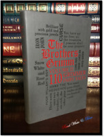 Brothers Grimm Fairy Tales II New Textured Soft Leather Feel Collectible Edition