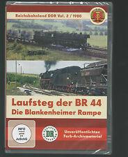 Laufsteg der BR 44 / Die Blankenheimer Rampe