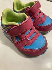 baby girl tennis shoes size 3