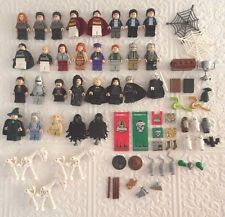 Original LEGO Minifigure HARRY POTTER Hogwarts Castle Bellatrix Weasley 4842 LOT