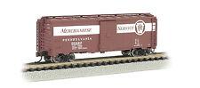Piste N - Bachmann Boîte de voiture Pennsylvanie Railroad 17052 NEU