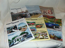 Jaguar Journal Magazine: 1996 Complete Year.. Six Issues