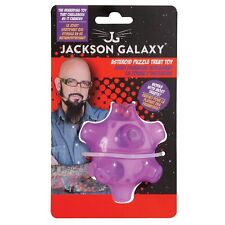 Jackson Galaxy Asteroid Puzzle Cat Treat Toy Free Shipping