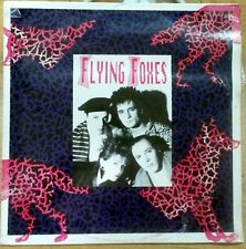 FLYING FOXES SO CLOSE TOGETHER FEEL SO SAD BLUE LOVE LP SEALED 1985 ITALY
