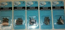 80pc Silver Tone Spacer Bars 5 Holes-DIY Jewelry Making-5 packs-Michaels Stores