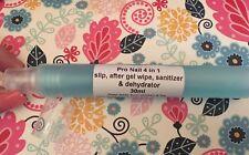 4 en 1 Poli uñas de gel líquido Slip Spray 30 Ml Esterilizador Limpieza deshidratador uv