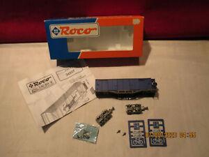 Roco HOe réf 34527 Wagon couvert
