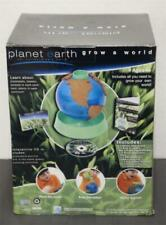 Planet Earth Grow A World w/Chia Seeds