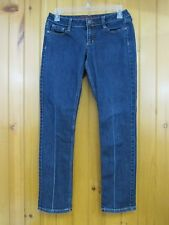 Arizona Women's Skinny Jeans Size 5 Short Stretch Dark Wash