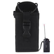 Large Nylon Radio Case holster Walkie Talkie Radio for Two Way Radio Motorola