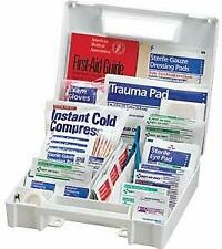 Large All Purpose First Aid Kit 131 Piece All Purpose Kit, W/Large