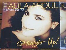 2 CD PAULA ABDUL: Very Best of (Straight Up: Greatest Hits))