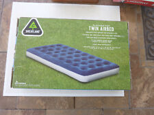 Greatland Flocked Top Twin Airbed In Original Box / Packaging