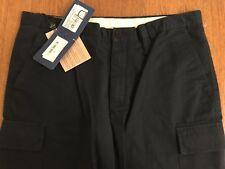 Paul Smith PS Men's Flap Pockets Trouser, 100% Cotton, Size 34, Navy - New