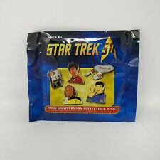 Star Trek 50th Anniversary Collectable Pin Blind Bag The Coop New Sealed