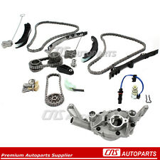 Timing Chain Kit & Oil Pump For 11-15 Chrysler Dodge Jeep 3.6L Pentastar 200 300