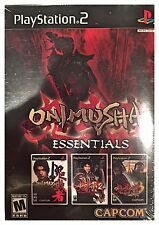 Onimusha Essentials (PlayStation 2, 2008) Brand New Sealed - Free U.S. Shipping