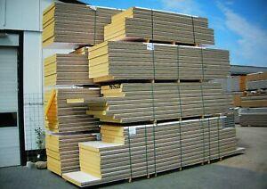 40er Sandwichplatten - Sandwichelemente - Sandwichpaneele - Isolierpaneele