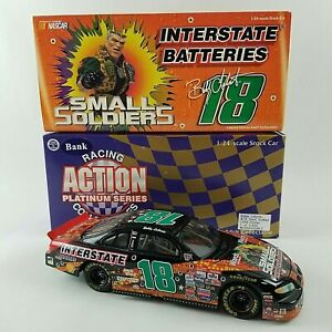 NASCAR Bobby Labonte Small Soldiers 1998 Pontiac 1/24 Action Racing 1/2508 Bank