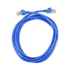 Blue CAT5E Ethernet LAN Network Cable for Computer Router CAT 5 E Pop