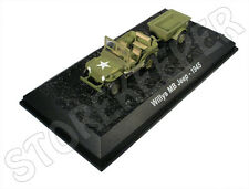 Willys MB Jeep - USA 1945 - 1/72 No24 LAST ITEM! DISCONTINUED!!!