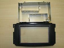 Doppel-DIN Doppel DIN Radioblende Smart ForTwo 451 bis Facelift 09/2010 schwarz