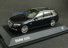 1/43 BMW Dealer 2011 F11 5er 525i 530i 535i Touring Deep Blue Schuco Free Ship