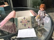 """New ListingMadame Alexander #27790 Days of the Week Friday'S Child 8"""" Red Hair Wendy Doll"""