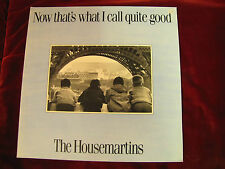 THE HOUSEMARTINS - NOW THAT´S WHAT I CALL QUITE GOOD LP VINYL 303275