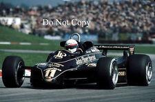 Elio de Angelis JPS Lotus austriaco GP 1982 fotografía 3