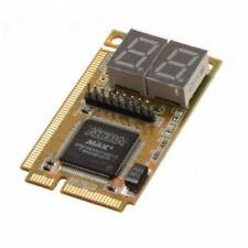 More details for mini 3 in1 pci pci-e lpc pc laptop analyzer tester diagnostic post test card hj