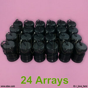 Detox Foot Bath Arrays - Replacements for Detox Foot Spa Cleanse Machine(24 Pack