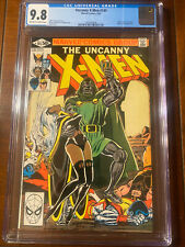 X-MEN #145 5/81 CGC 9.8 WHITE PAGES! ICONIC DOCTOR DOOM - EXCELLENT HIGH GRADE!
