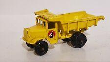Matchbox Lesney Regulars - n°6 Quarry Truck - Made in England