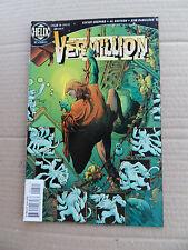Vermillion 4 . DC / Helix 1997 - VF - minus