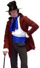 Bill Sykes-Fagan-Victorian-Mad Hatter HAT, CRAVAT & WAISTBAND SET Fancy Dress
