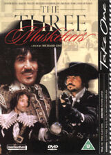 THE THREE MUSKETEERS OLIVER REED RAQUEL WELCH RICHARD CHAMBERLAIN UK RG2 DVD NEW