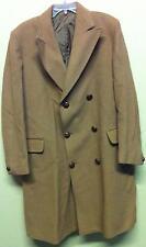 Cashmere UK Vintage 50's 60's Coops Great Britain Sz 40 Mens Men's Jacket Coat M