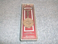 1983 SPOONTIQUES GENUINE PEWTER KEYCHAIN ST. CLOUD STATE UNIVERSITY EMBLEM NICE